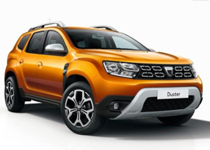 Duster 4X2
