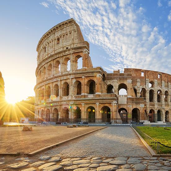 Location de voitures en achat-rachat à Rome - Italie